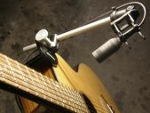 Guitar Mount: baby and resonator guitars