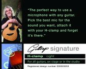 Giltrap Signature H-clamp
