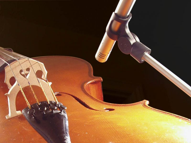 H Clamp Bass Cello & ABG Mount:...
