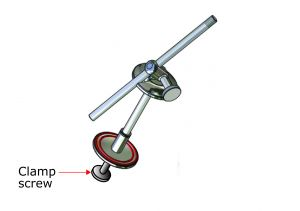 The Clamp Screw